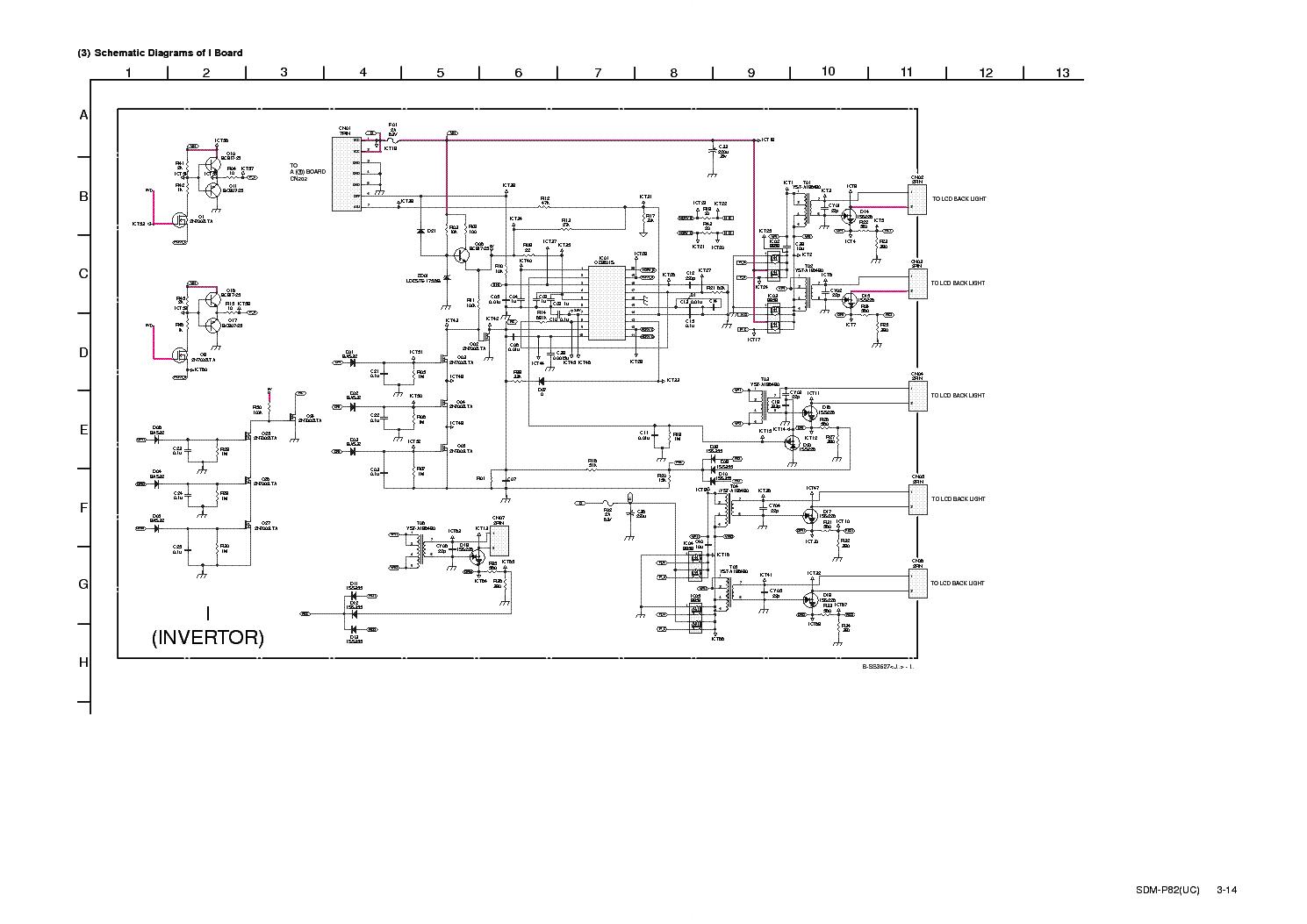 Inverter Lcd Oz964 Service Manual Download Schematics Eeprom Schematic Diagram Oz9601s1