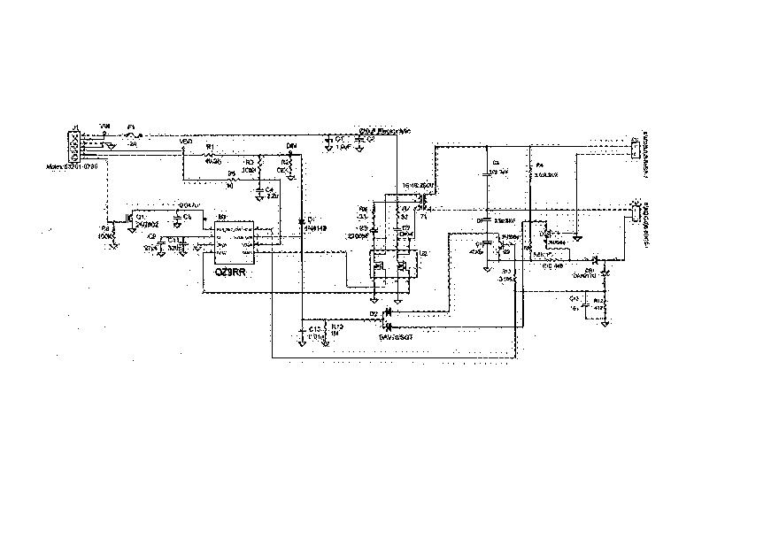 Inverter Oz9rr Sch Service Manual Download Schematics