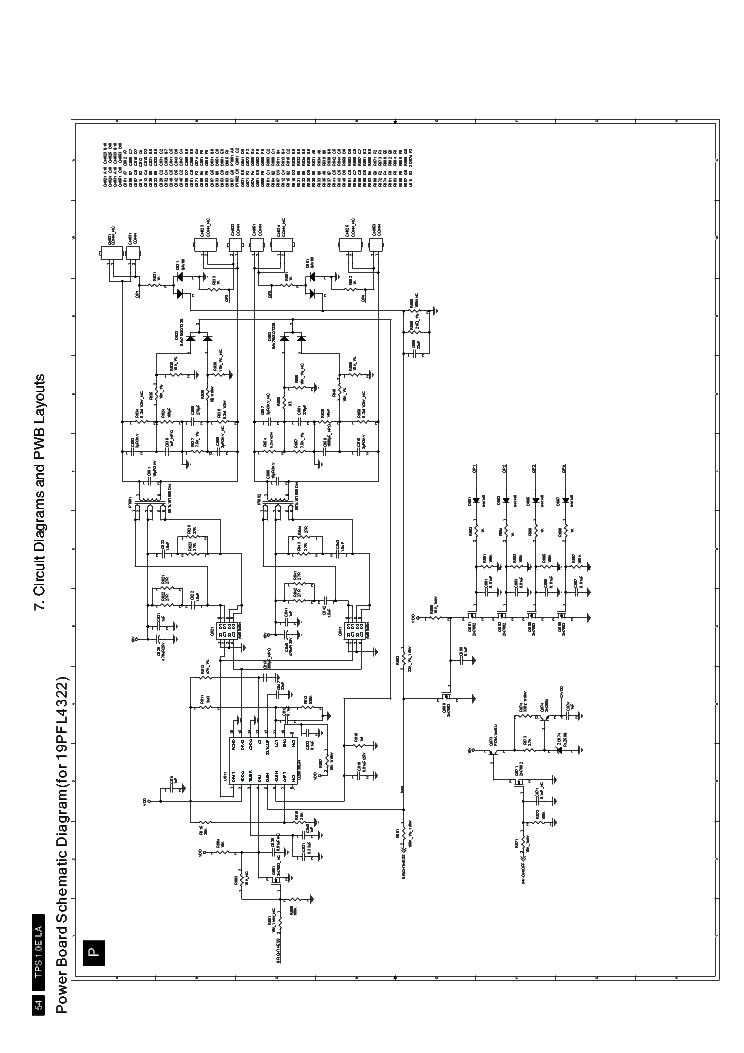 Philips 19pfl4122 Ch Tps1 0e La Inverter Sch Service