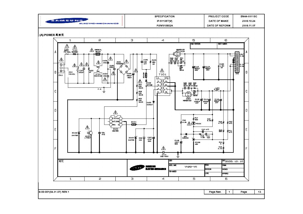 SAMSUNG BN44-00115C