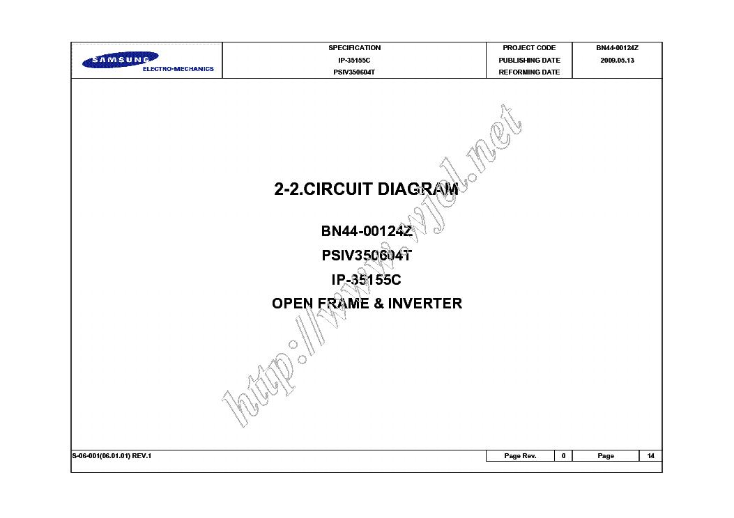 SAMSUNG BN44-00124Z