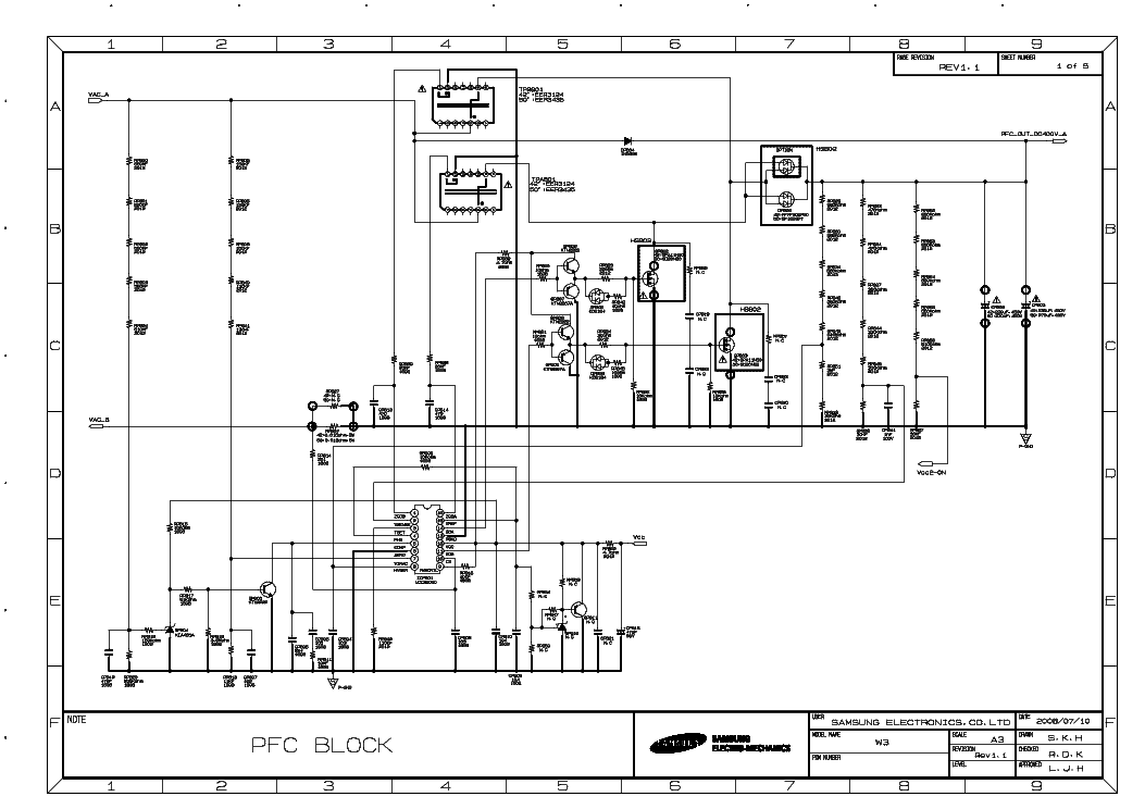 Samsung Bn44 00206a Service Manual Download Schematics