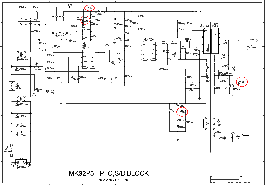 diagram engineering le block