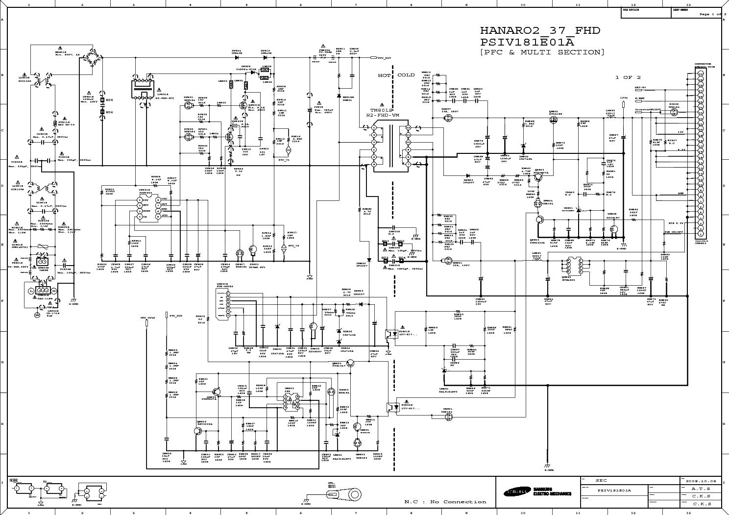 Samsung Service Manuals Diagrams Data Circuit Diagram Stereo Audio Amplifier 595x476 Lm386 Bn44 00262a Manual Download Schematics Eeprom Rh Elektrotanya Com User Schematic