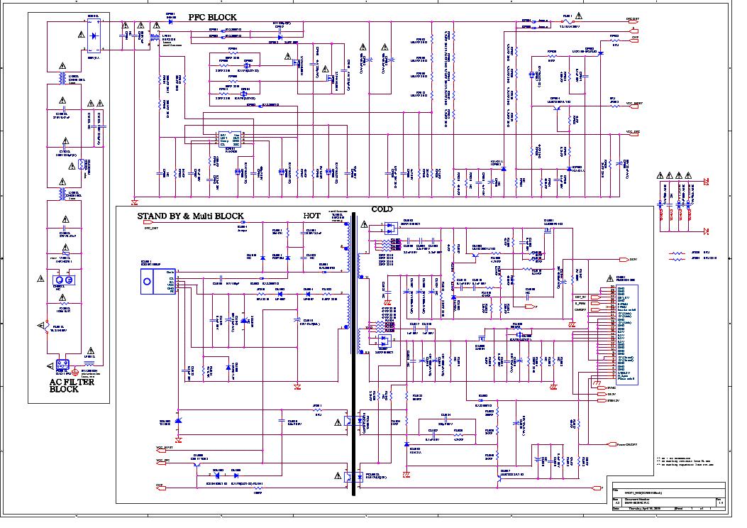 SAMSUNG BN44-00264C Service Manual download, schematics, eeprom ...