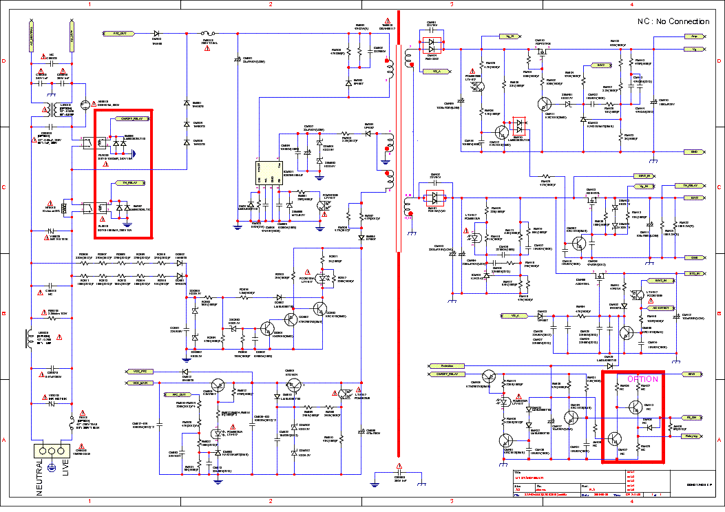 Samsung Lcd Tv Diagram - Wiring Diagrams Place