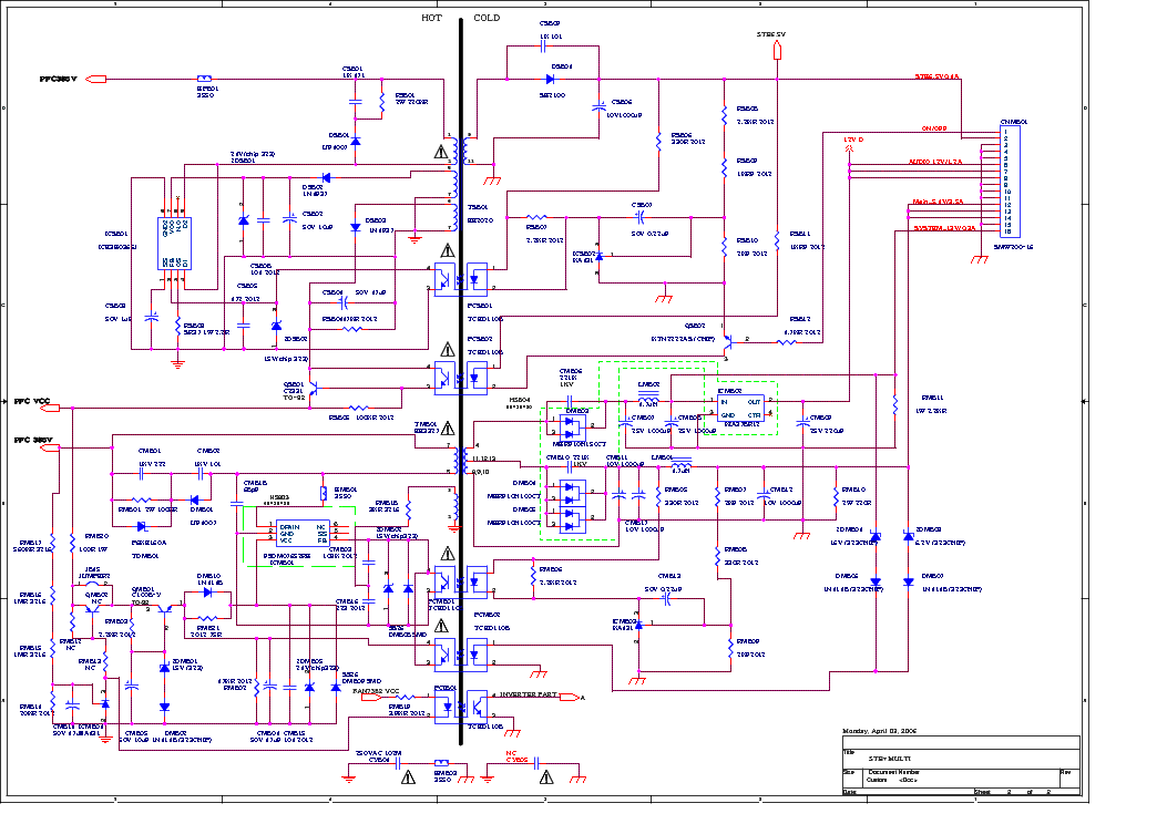 300w inverter wiring diagram