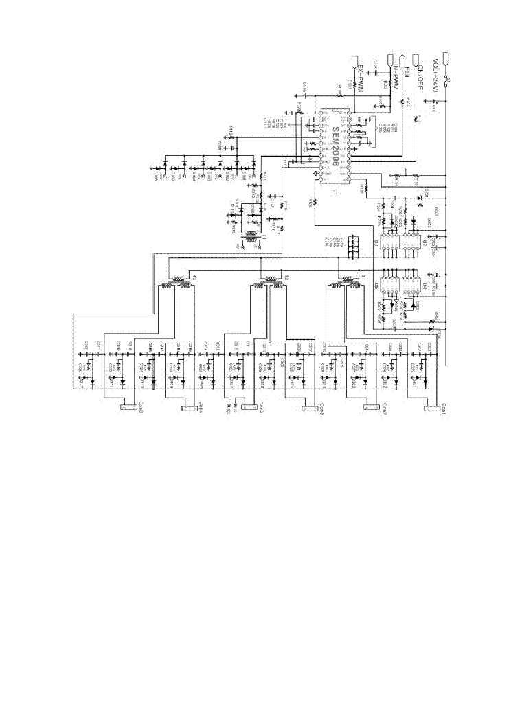 Samsung Tcl Jvc Lcd32 H5320wv12 Hs320wv12 Tpc8406 Sem2006