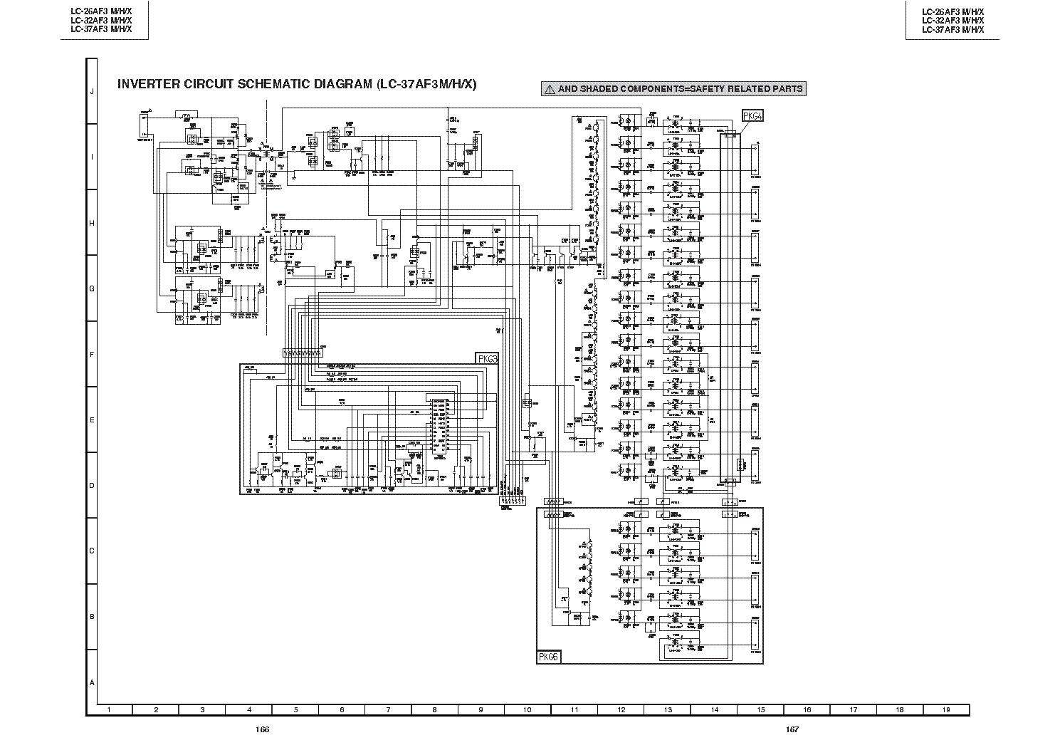Sharp Lc37af3m Inverter Service Manual Download