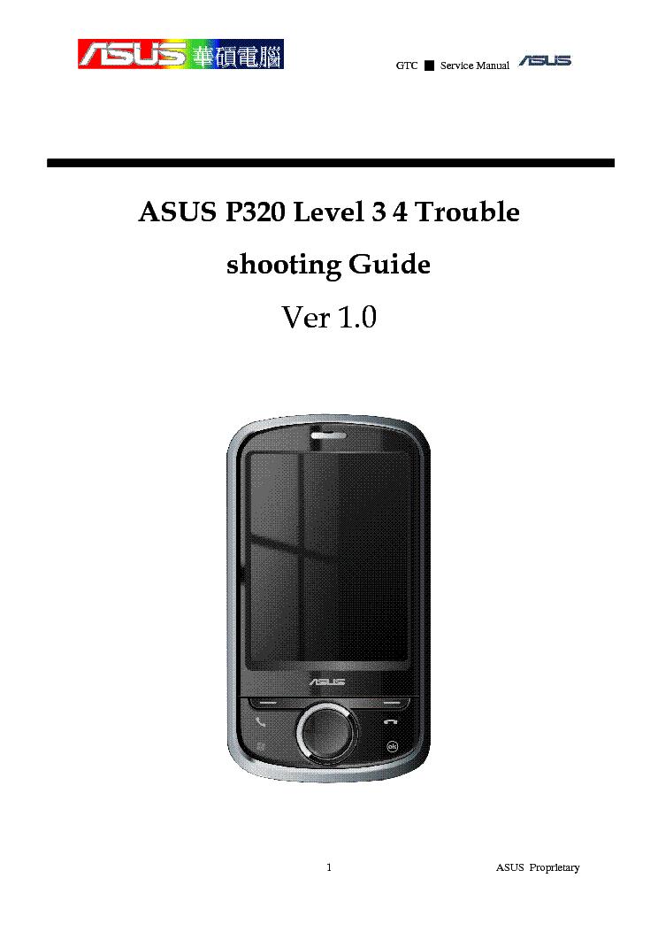 asus p320 troubleshooting guide l34 service manual download rh elektrotanya com Army Asu Setup Diagram asus troubleshooting guide restore