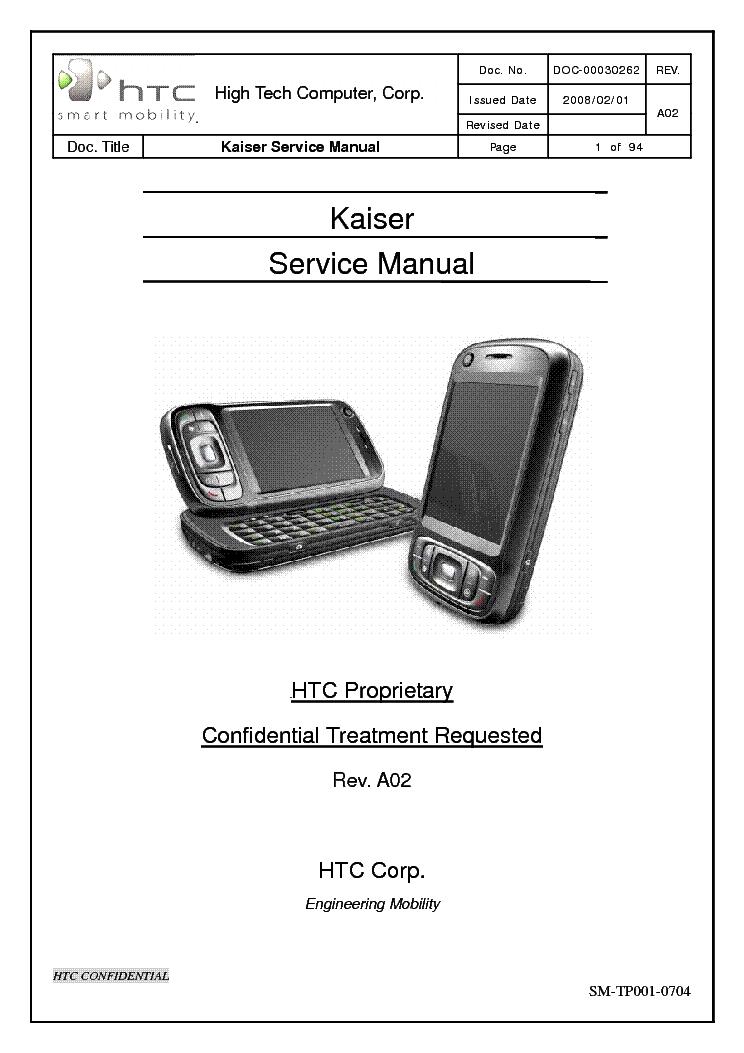 htc kaiser service manual service manual download schematics rh elektrotanya com Kaiser Doctors Kaiser Permanente