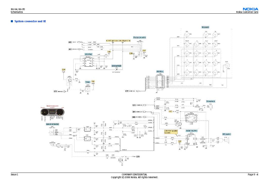 nokia e50 rm 170 171 service manual download schematics eeprom rh elektrotanya com Nokia 1600 Nokia 3310