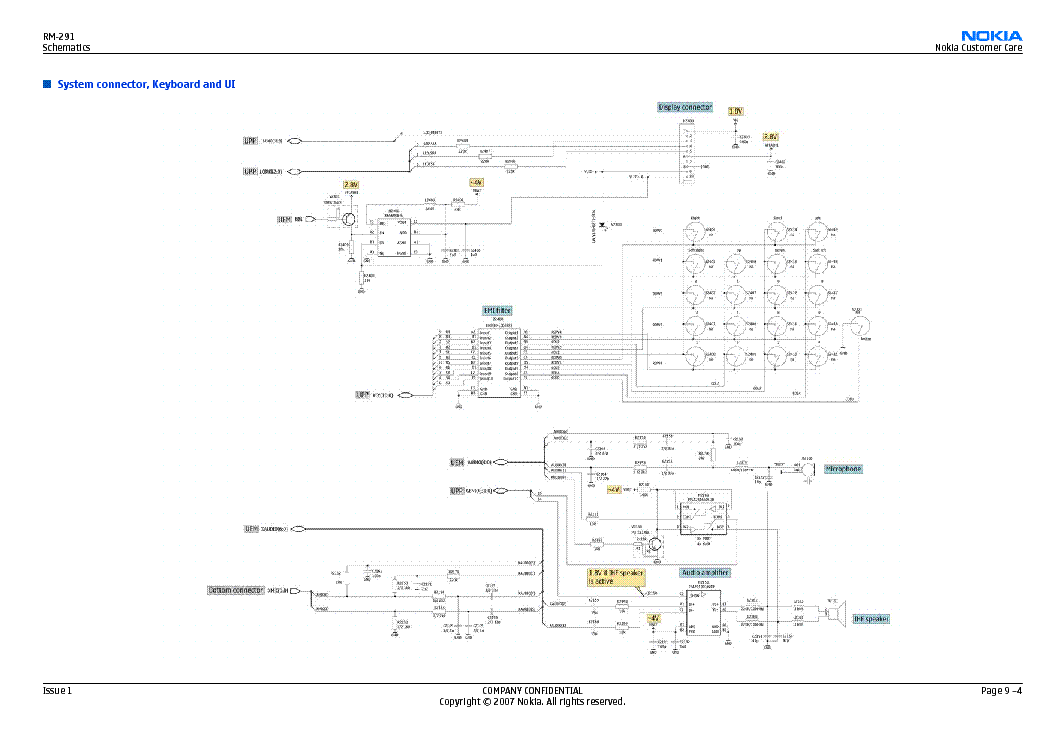 nokia 2626 rm 291 service manual download schematics eeprom rh elektrotanya com nokia 1200 circuit diagram pdf nokia 1280 circuit diagram pdf
