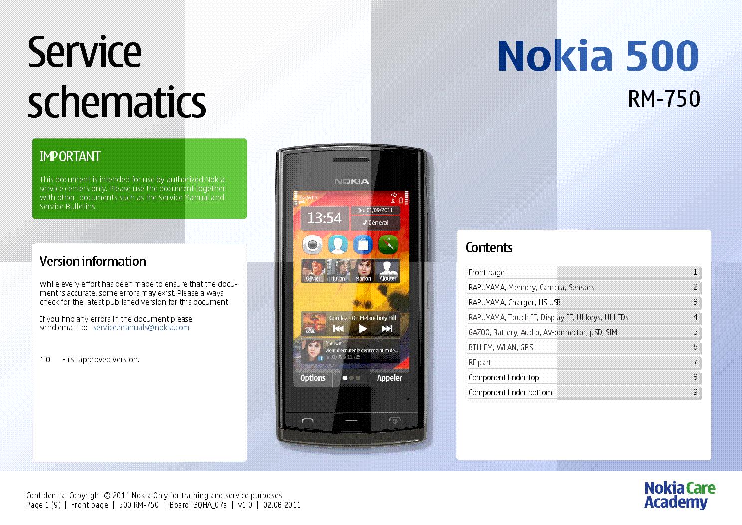 Nokia Service Tool Driver