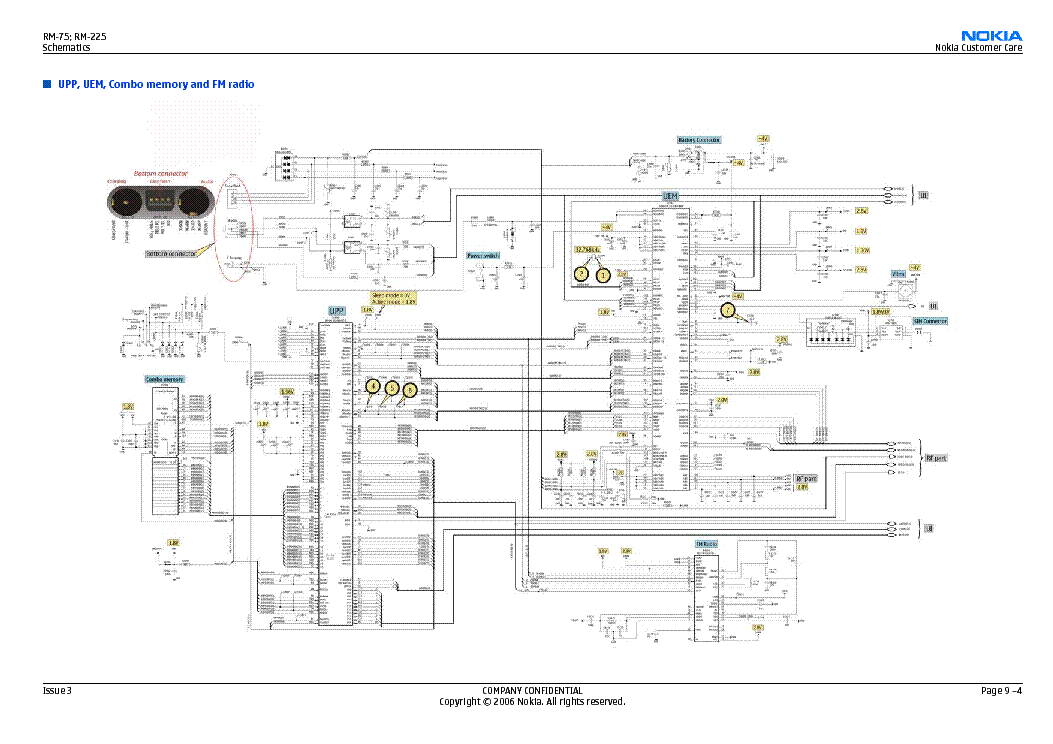 schematic nokia  u2013 the wiring diagram  u2013 readingrat net