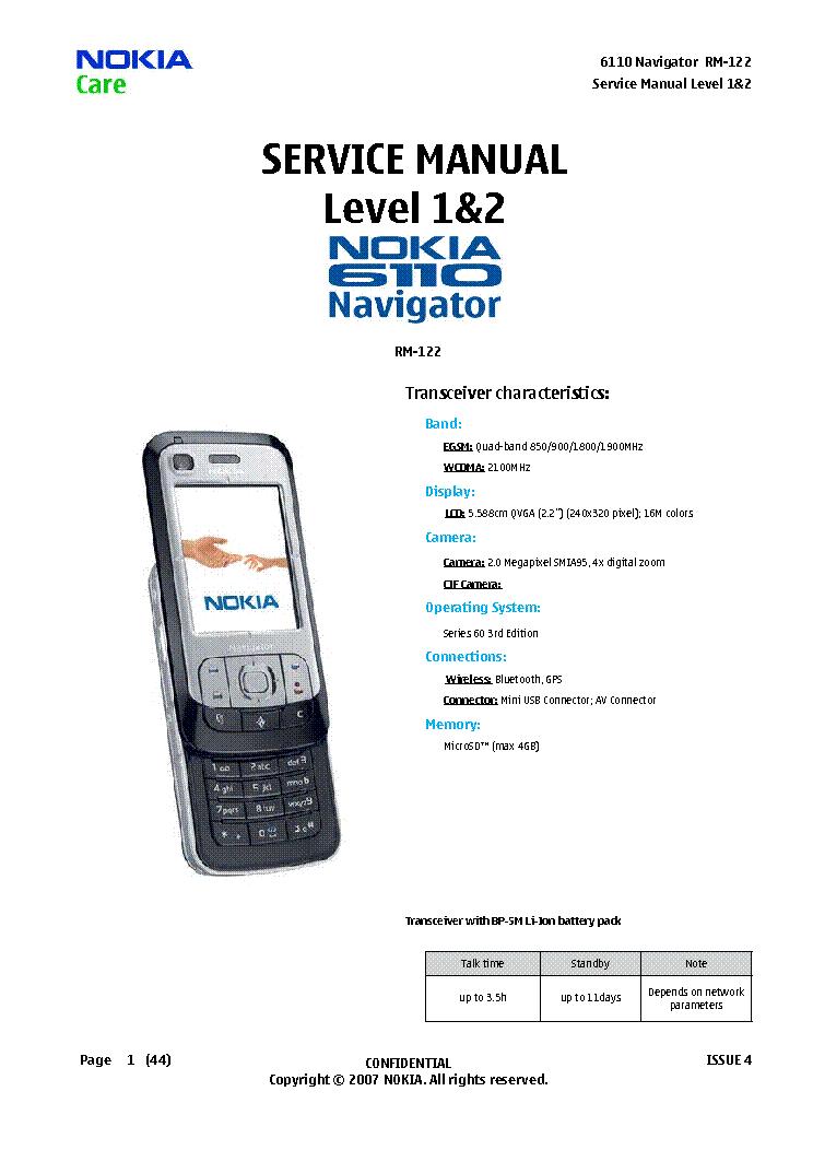 nokia 6110 rm