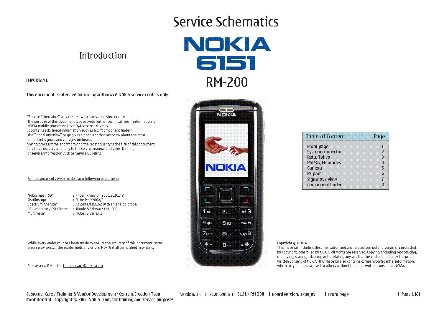 nokia 6151 rm