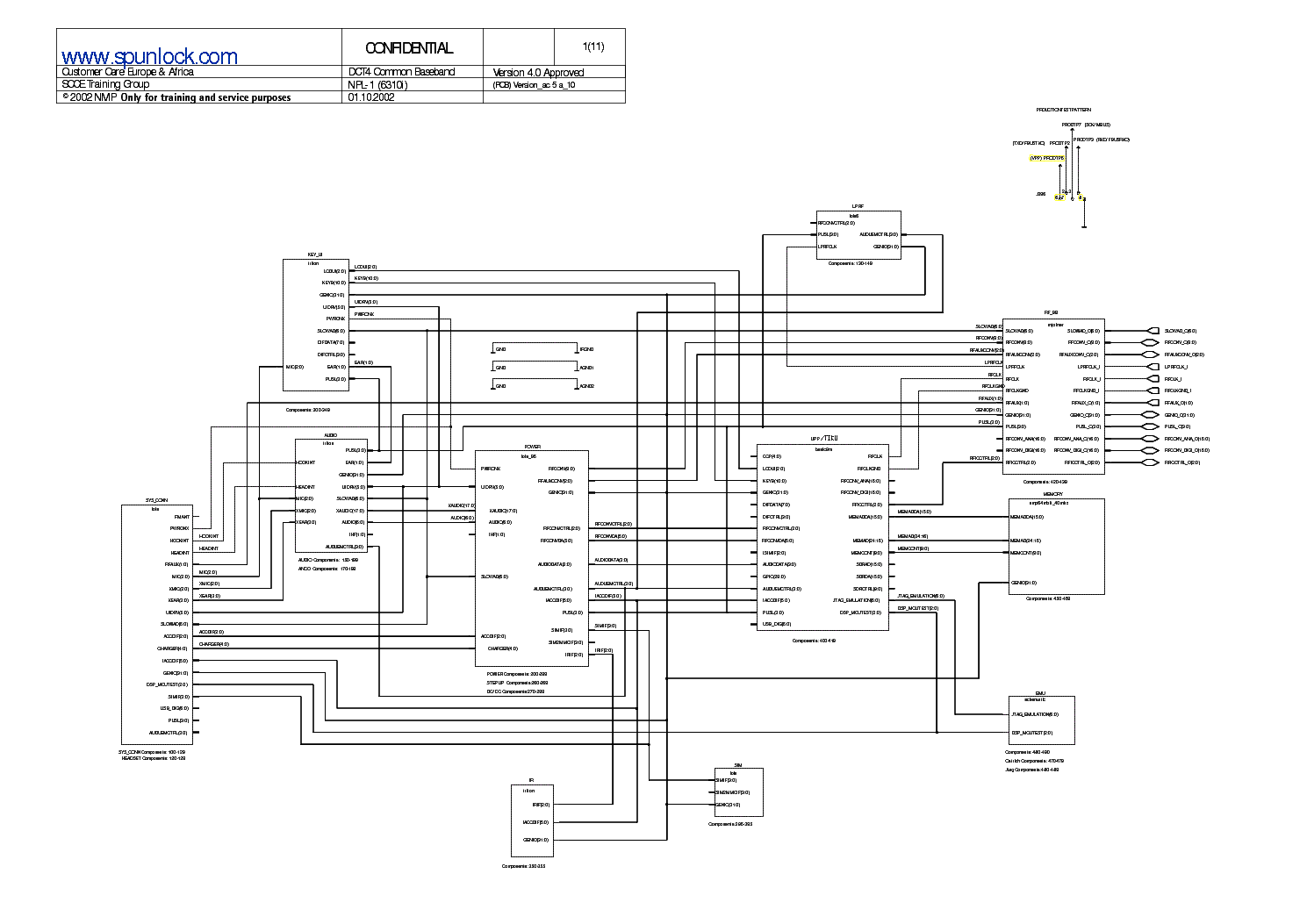 schematic 7020 nokia  u2013 powerking co