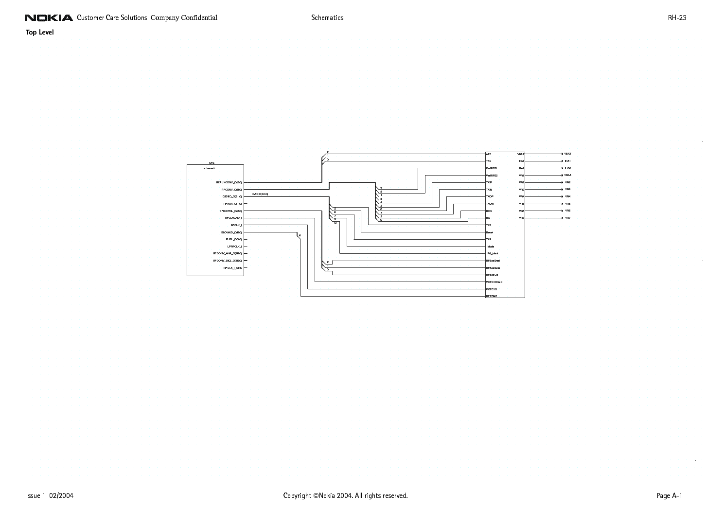 nokia 3110c rm