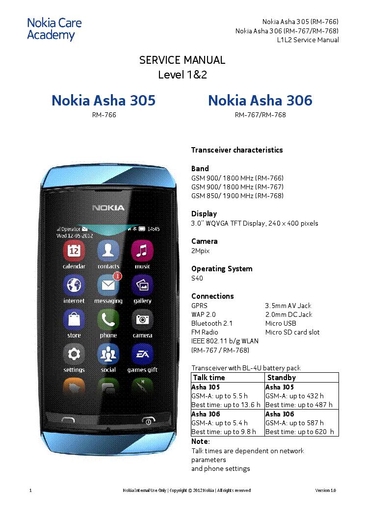 Pdf File Reader For Nokia Asha 305