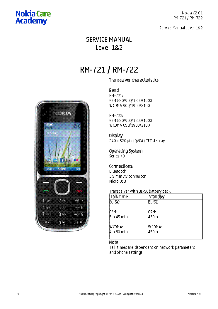 nokia c2 01 rm 721 rm 722 l12 service manual download schematics rh elektrotanya com nokia c2-01 manual de usuario nokia c2-01 manual de usuario