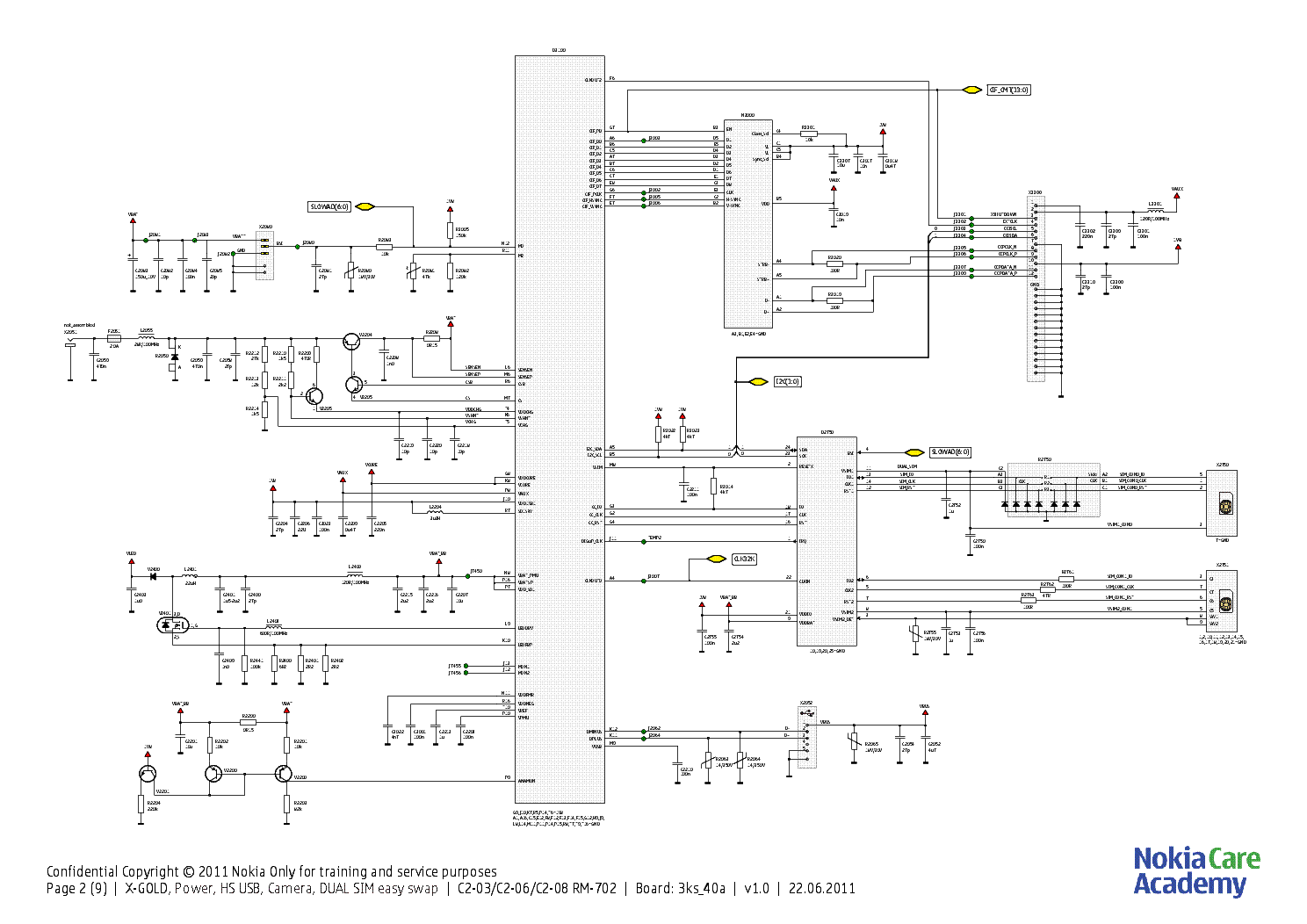 Peachy Circuit Diagram Of Nokia C2 01 Wiring Diagram G9 Wiring 101 Olytiaxxcnl