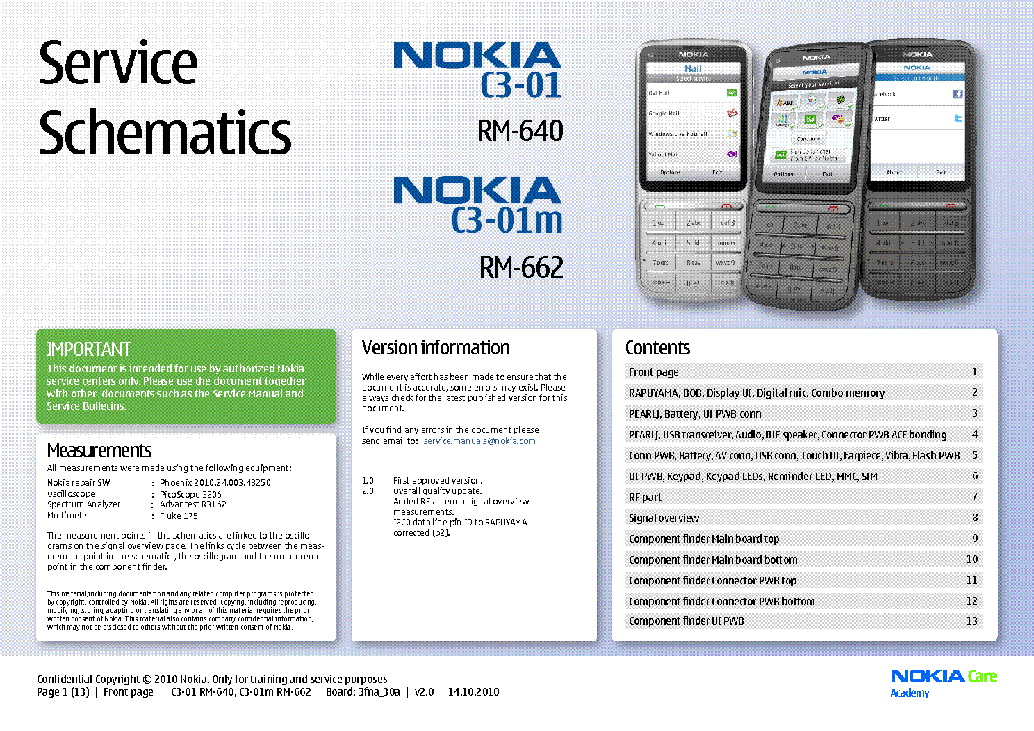 free pdf reader for nokia c3