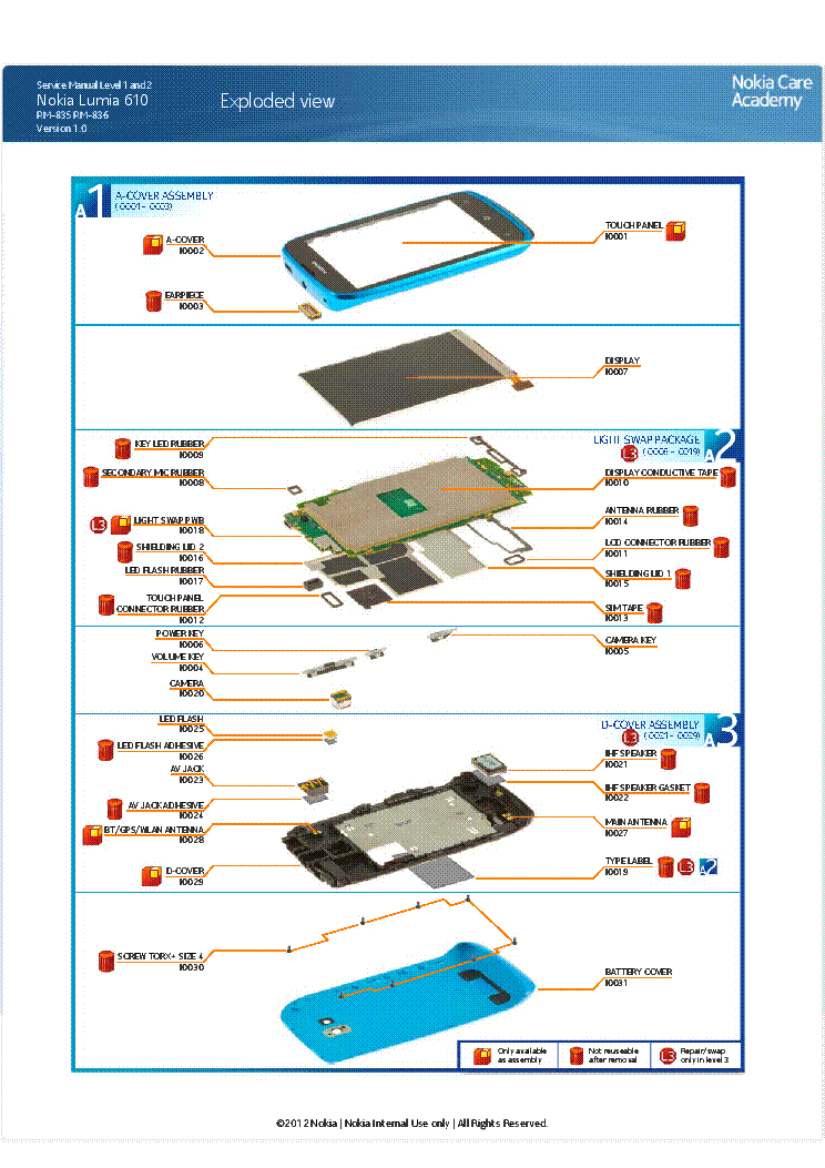 Nokia 610 Manual Pdf