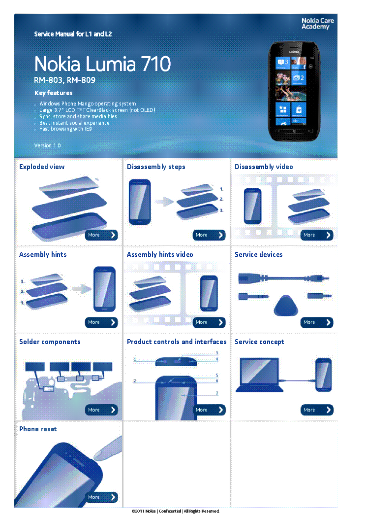 nokia lumia 710 rm803 rm809 sm service manual download schematics rh elektrotanya com nokia lumia 710 manual download nokia lumia 710 manual de usuario