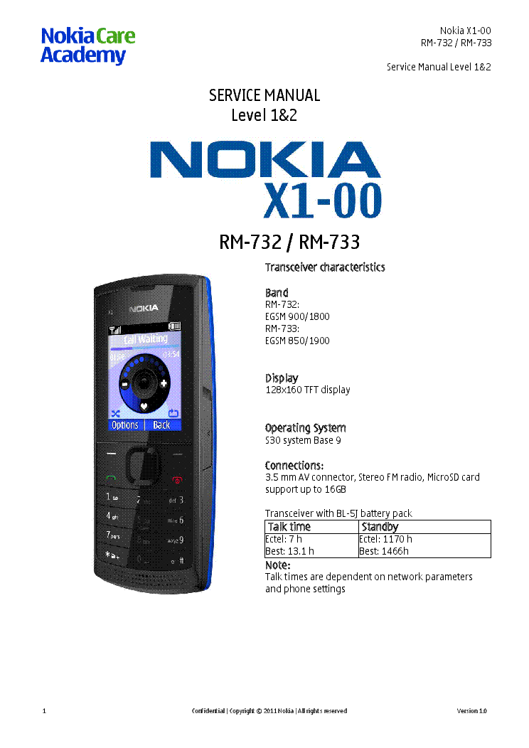 nokia 6300 rm 217 rm 222 l34 service manual download schematics rh elektrotanya com Nokia AT&T Manual Nokia Lumia 520 Manual
