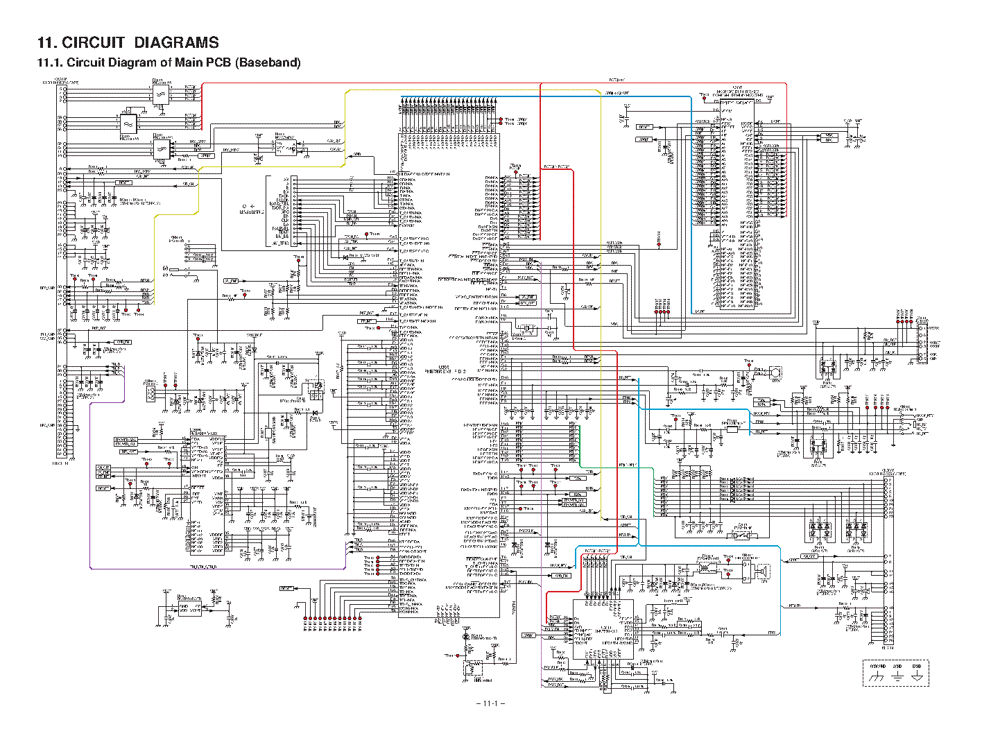 Panasonic sa vk50 схема
