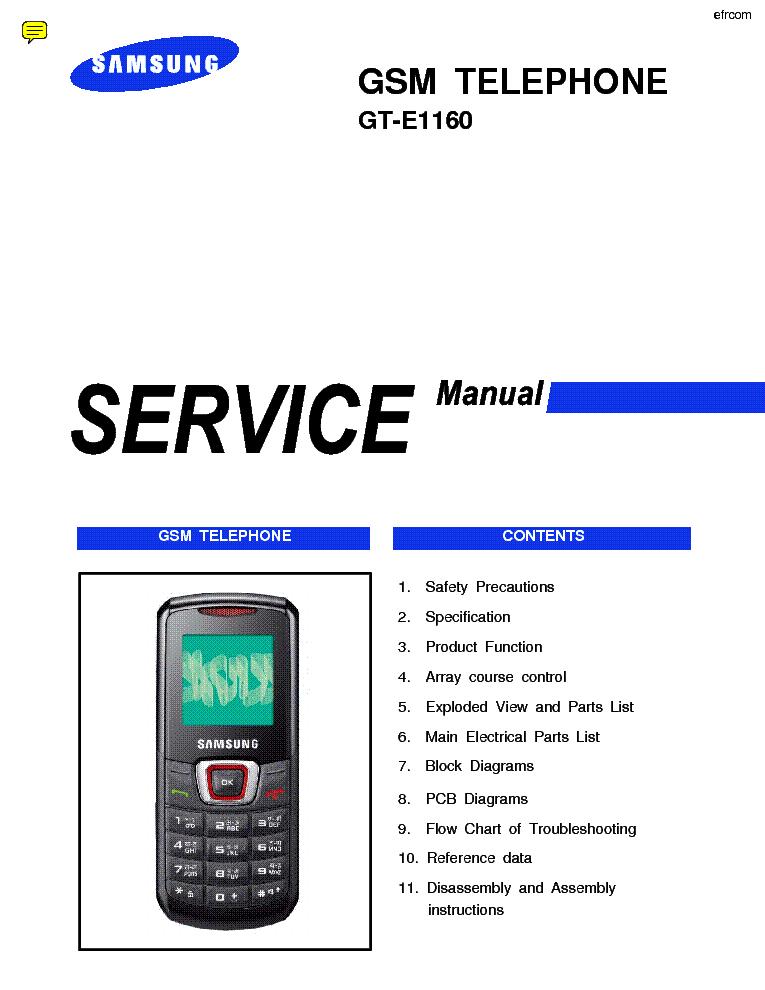 samsung gt e1160 sm service manual download schematics eeprom rh elektrotanya com Samsung Refrigerator Manual Samsung Rugby