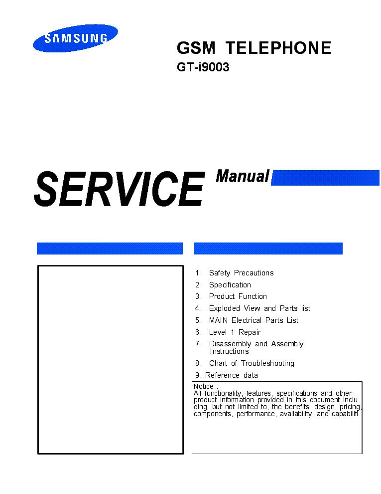Samsung galaxy s scl gt i9003 user manual (gt-i9003_um_eu_eng_rev.