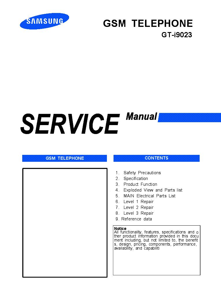 samsung gt i9023 google nexus s service manual service manual rh elektrotanya com Samsung User Manuals Samsung Manual PDF
