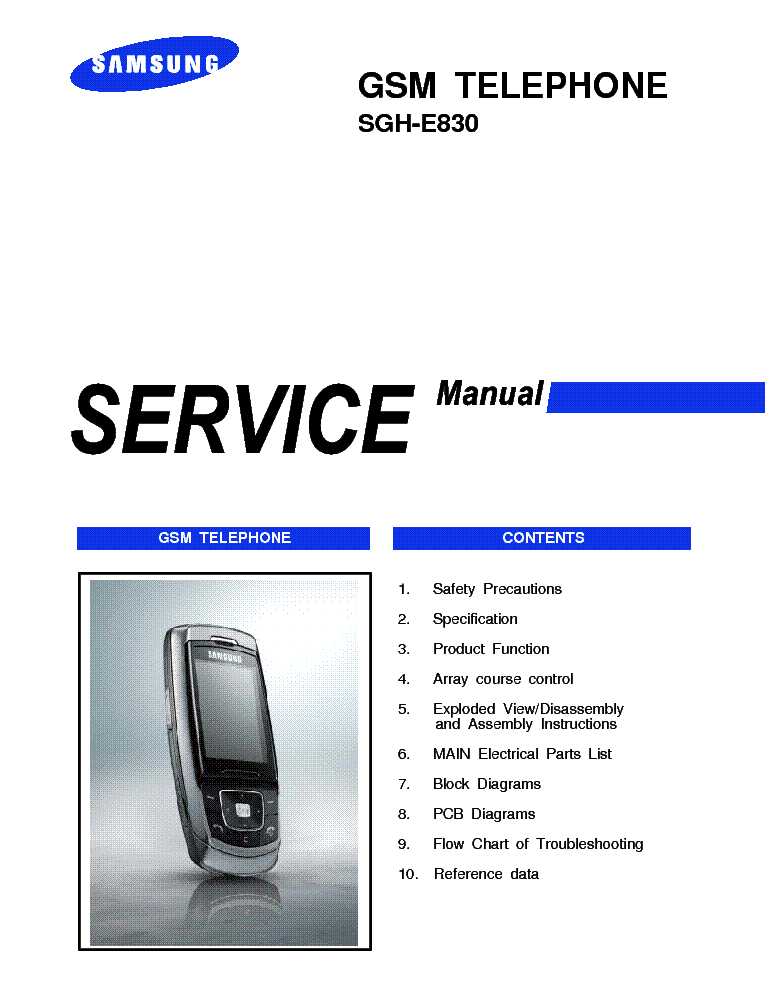 инструкция samsung e480