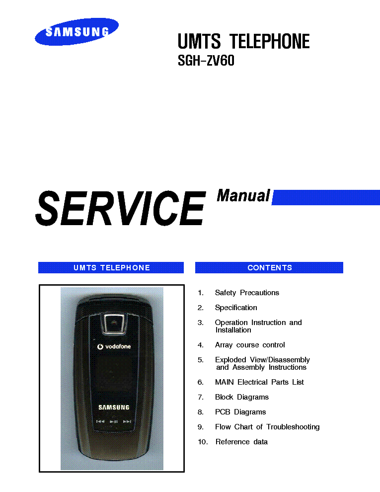 Awe Inspiring Samsung Sgh Zv60 Service Manual Download Schematics Eeprom Repair Wiring Cloud Peadfoxcilixyz