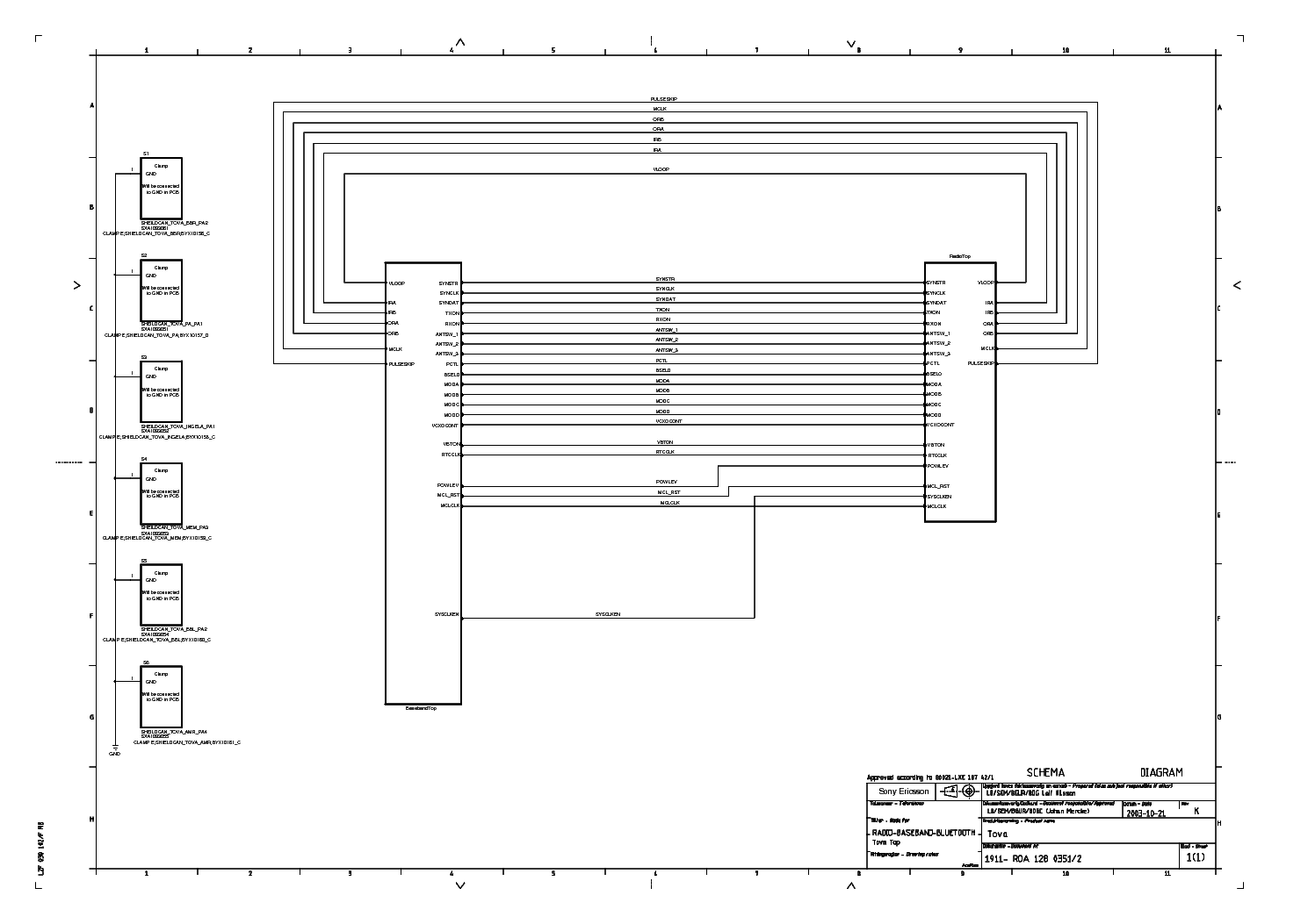 Sony C6602 C6603 L36h Xperia Z Sm Service Manual Download M Circuit Diagram Ericsson T610 Sch