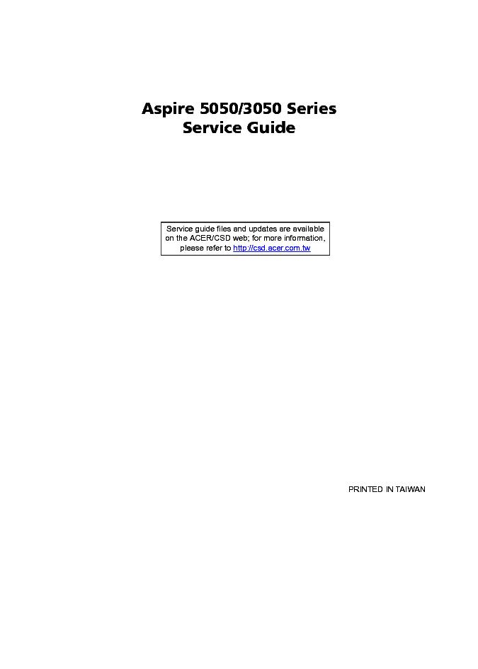 Acer Aspire 7730 7730g Quanta Zy2 Zy6 Rev 1a Sch Service