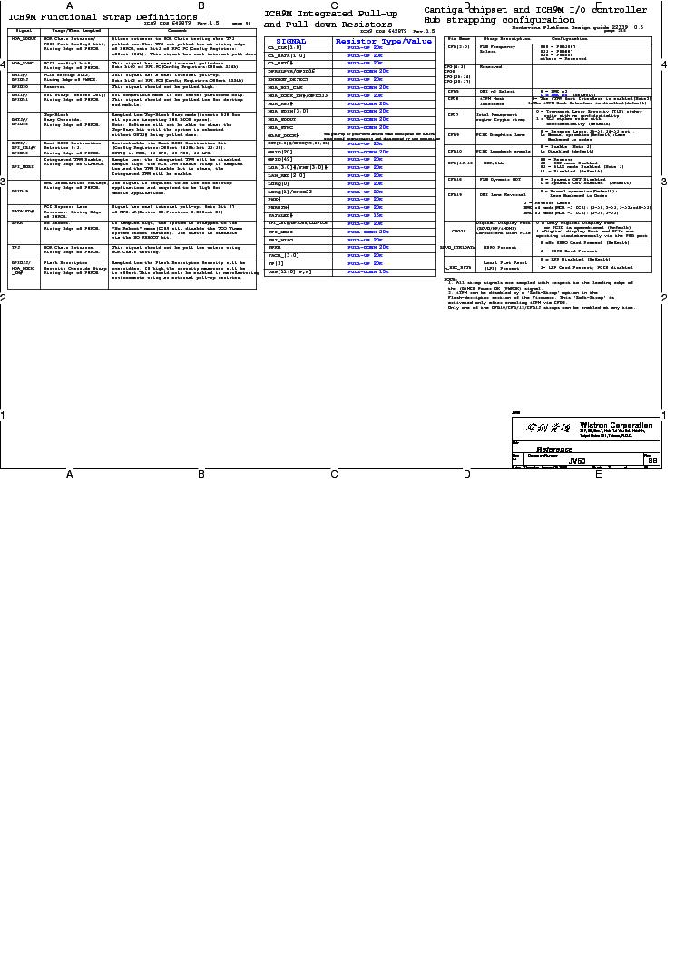 Acer Aspire 5738 Wistron Jv50 Rev Sb Sch Service Manual