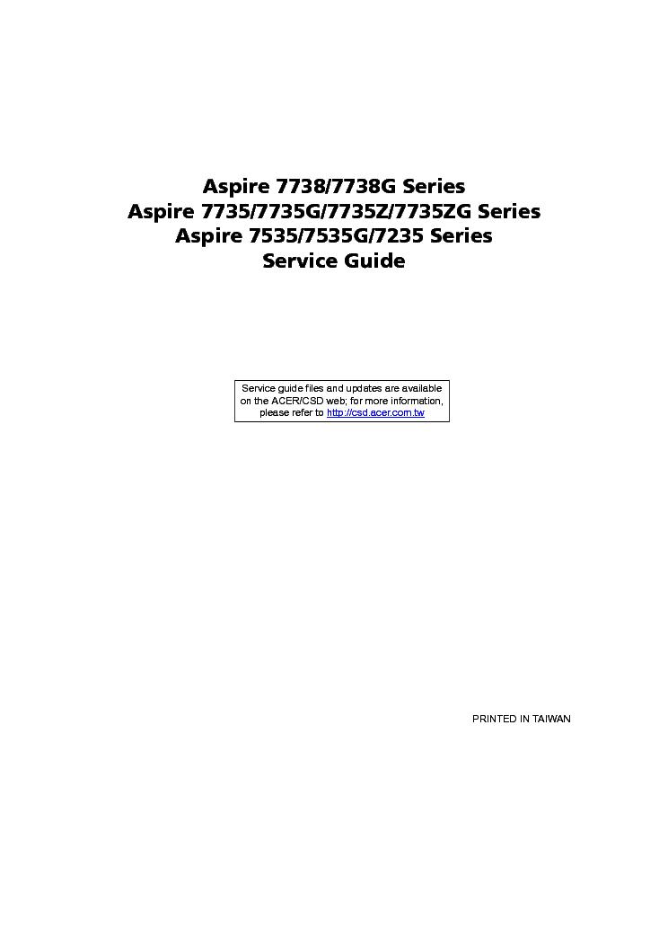 acer aspire 5720 5720g service manual download schematics eeprom rh elektrotanya com acer aspire 7520 service manual acer aspire 7520 repair manual