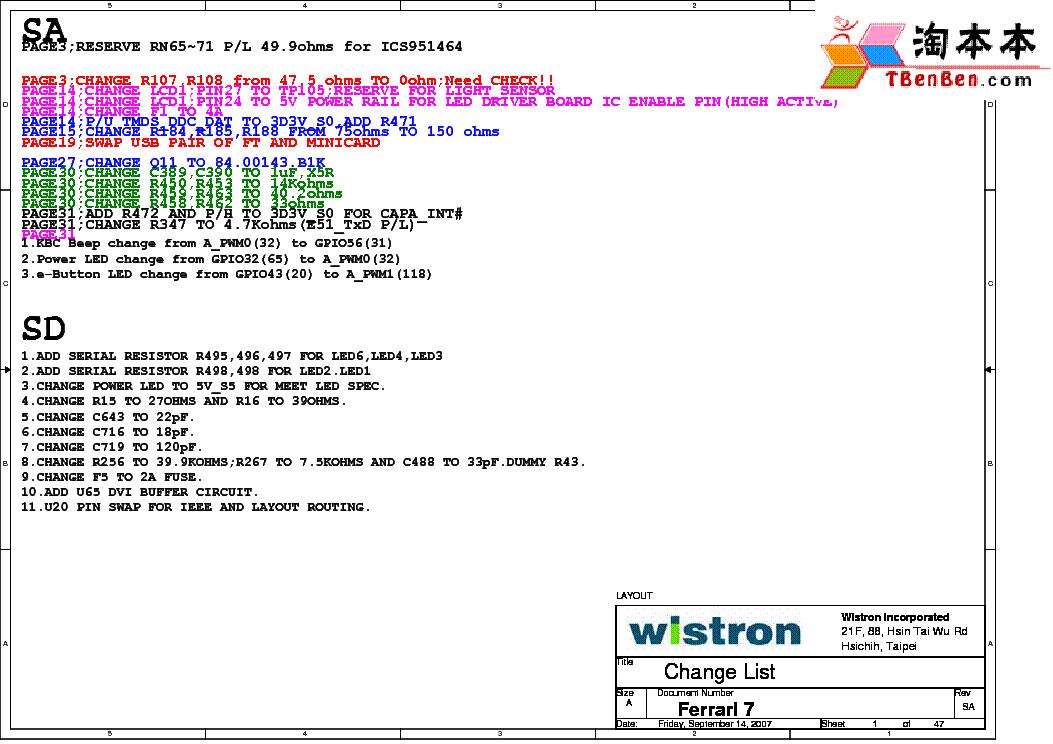 Acer aspire sa85
