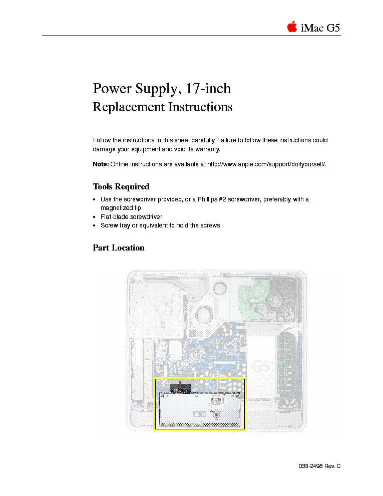 imac g5 manual product user guide instruction u2022 rh testdpc co imac 2017 owners manual iMac User Manual PDF