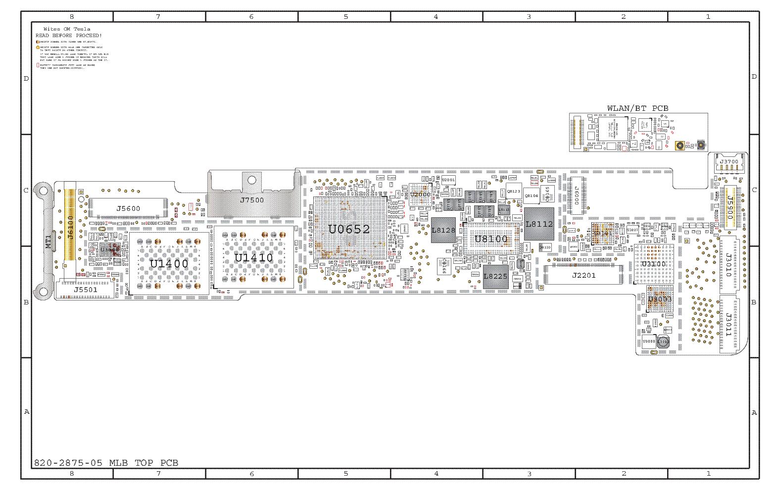 APPLE IPAD 2 A1395 A1396 A1397 K94 CHOPIN REV A SCH Service Manual  download, schematics, eeprom, repair info for electronics expertsElektrotanya