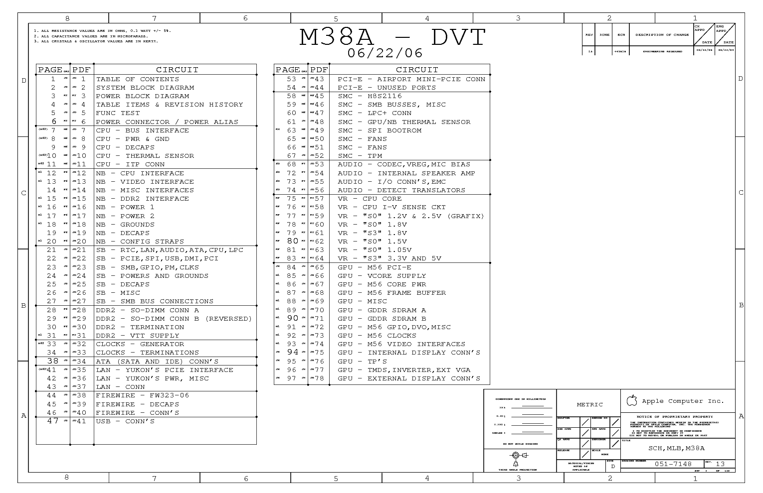 APPLE IIE COMPUTER-MODEL A2S2064 SM Service Manual download