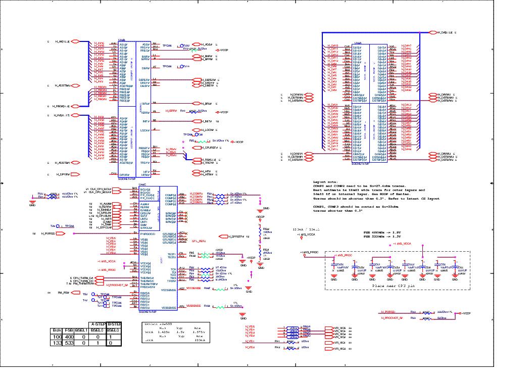 Asus Laptop Schematic Diagram Service Manual Download
