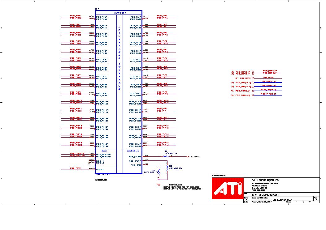 ATI M71-M DRIVER PC