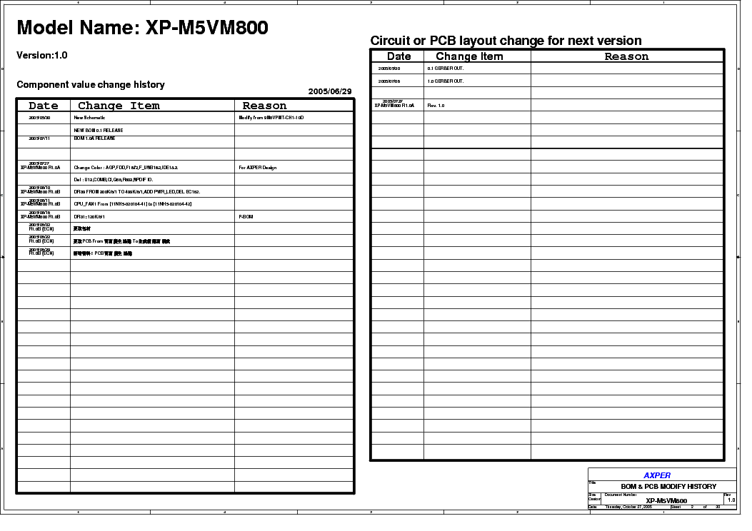 DRIVERS FOR AXPER XP-P4S8X-VM