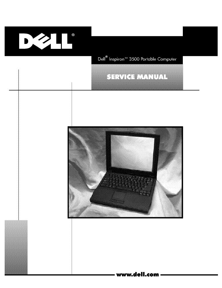 dell inspiron 8600 manual