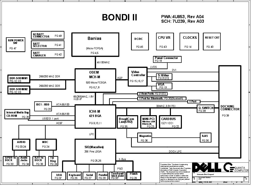 Dell rev A00 monitor manual