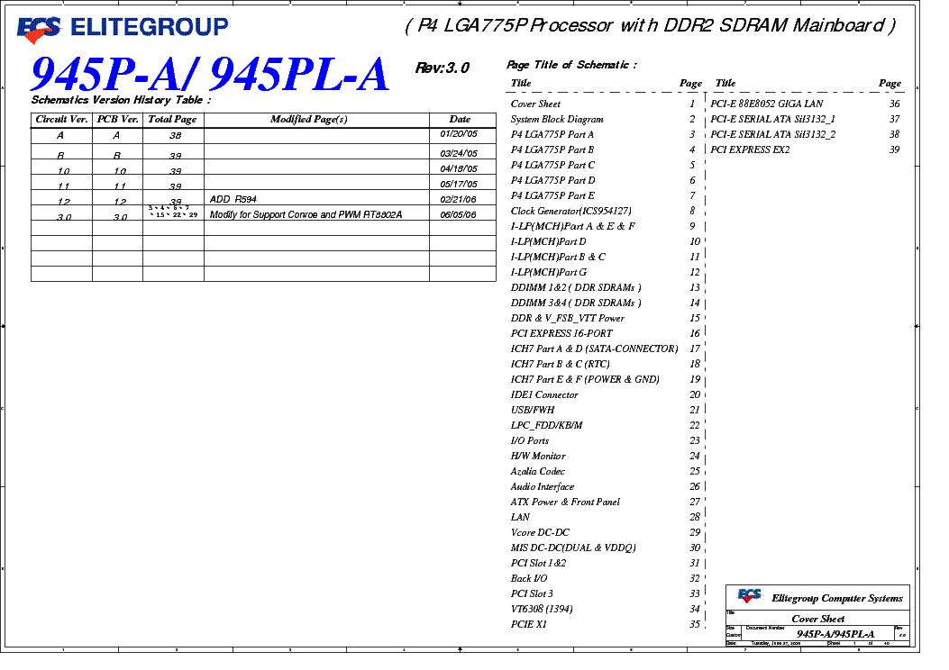 Ecs 945g-m3(v1. 0b viiv) realtek ethernet driver 6. 73 driver techspot.